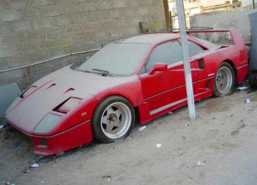 Incidenti Ferrari, tutti i crash più curiosi - Foto 17 di 22