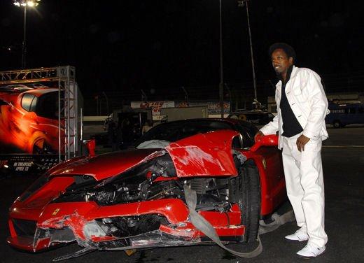 Incidenti Ferrari, tutti i crash più curiosi - Foto 13 di 22