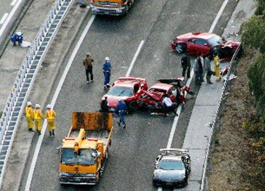 Incidenti Ferrari, tutti i crash più curiosi - Foto 22 di 22