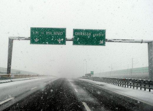 Obbligo catene da neve o  gomme invernali: tutte le strade d'Italia - Foto 5 di 24