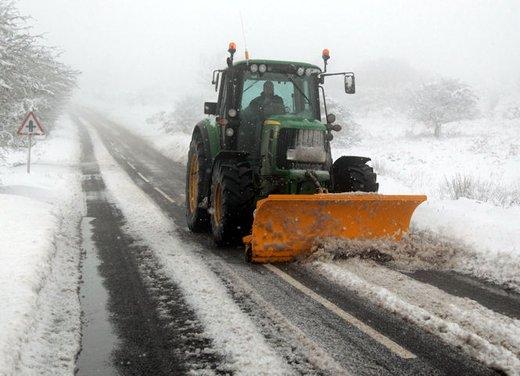 Obbligo catene da neve o  gomme invernali: tutte le strade d'Italia - Foto 8 di 24