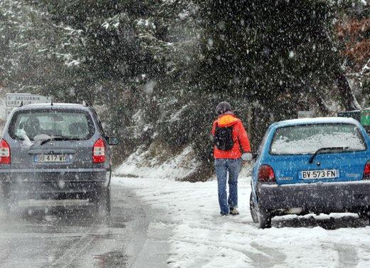 Obbligo catene da neve o  gomme invernali: tutte le strade d'Italia - Foto 9 di 24