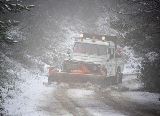 Obbligo catene da neve o  gomme invernali: tutte le strade d'Italia - Foto 10 di 24