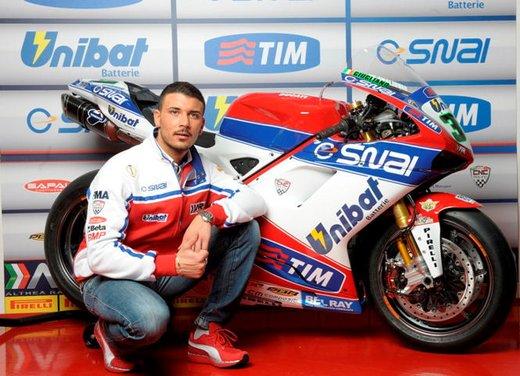 Superbike: presentato il Team Ducati Althea Racinig di Carlos Checa - Foto 2 di 12