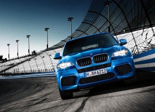 BMW X5 M Facelift - Foto 5 di 5