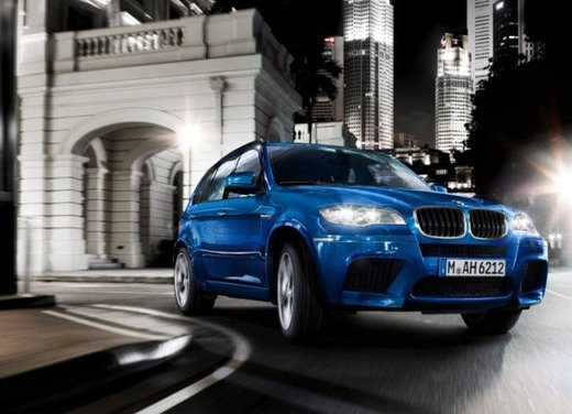 BMW X5 M Facelift - Foto 4 di 5
