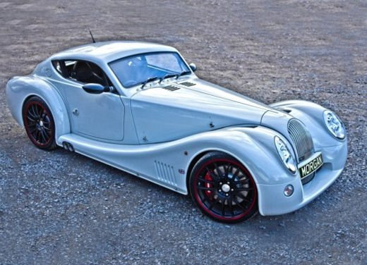 Morgan Aero Coupè - Foto 14 di 16