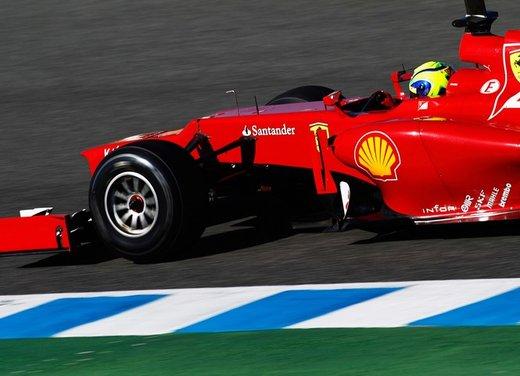 Ferrari F2012 ottava, Lotus prima nei primi test di Jerez - Foto 19 di 24