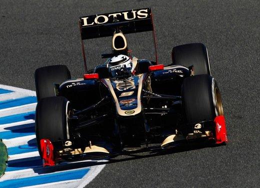 Ferrari F2012 ottava, Lotus prima nei primi test di Jerez - Foto 1 di 24
