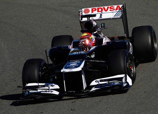 Ferrari F2012 ottava, Lotus prima nei primi test di Jerez - Foto 20 di 24