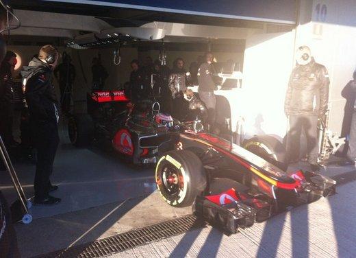 Ferrari F2012 ottava, Lotus prima nei primi test di Jerez - Foto 14 di 24