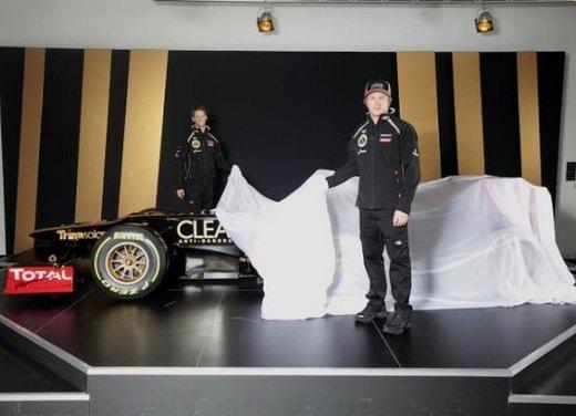 Ferrari F2012 ottava, Lotus prima nei primi test di Jerez - Foto 23 di 24