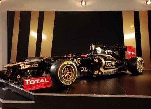 Ferrari F2012 ottava, Lotus prima nei primi test di Jerez - Foto 24 di 24
