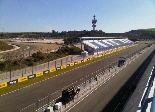 Ferrari F2012 ottava, Lotus prima nei primi test di Jerez - Foto 3 di 24