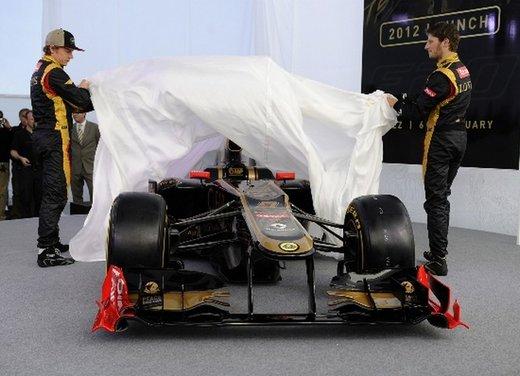 Ferrari F2012 ottava, Lotus prima nei primi test di Jerez - Foto 8 di 24