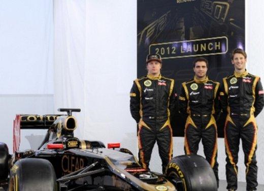 Ferrari F2012 ottava, Lotus prima nei primi test di Jerez - Foto 9 di 24