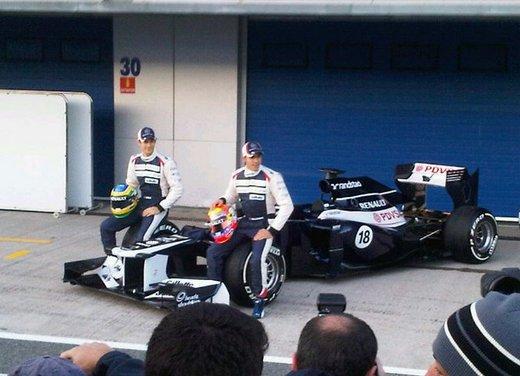 Ferrari F2012 ottava, Lotus prima nei primi test di Jerez - Foto 10 di 24