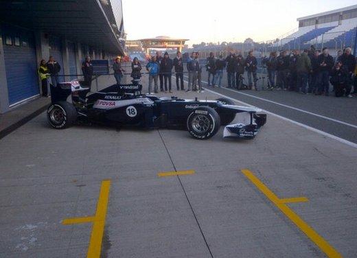 Ferrari F2012 ottava, Lotus prima nei primi test di Jerez - Foto 4 di 24