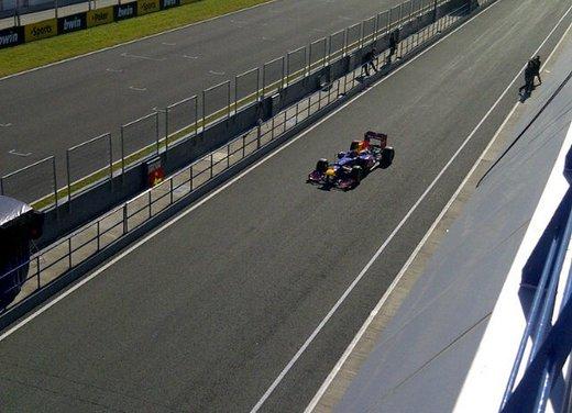 Ferrari F2012 ottava, Lotus prima nei primi test di Jerez - Foto 5 di 24