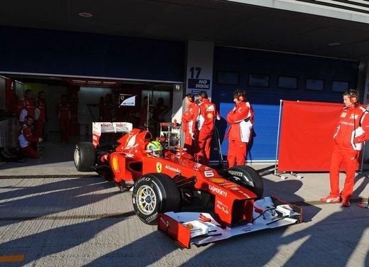 Ferrari F2012 ottava, Lotus prima nei primi test di Jerez - Foto 11 di 24