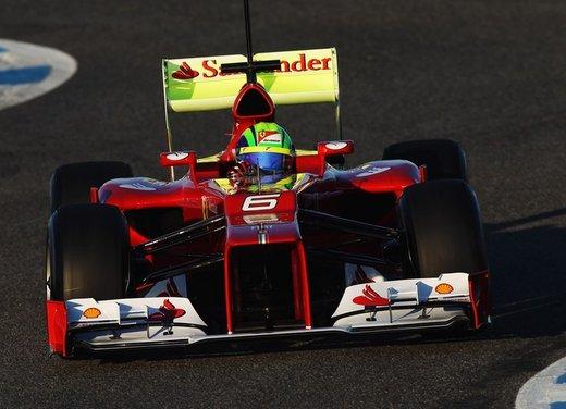 Ferrari F2012 ottava, Lotus prima nei primi test di Jerez - Foto 12 di 24