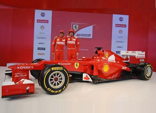 Formula1: classifica costruttori 2012 - Foto 15 di 74