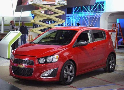 Chicago Auto Show 2012 - Foto 1 di 16