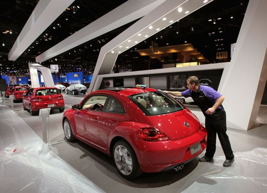 Chicago Auto Show 2012 - Foto 2 di 16
