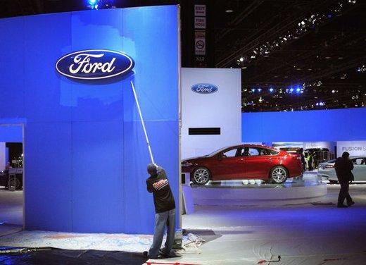 Chicago Auto Show 2012 - Foto 3 di 16