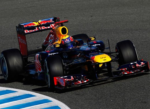 Formula1: classifica costruttori 2012 - Foto 4 di 74