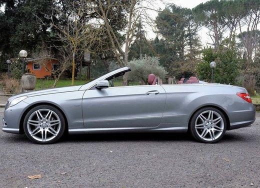 Prova su strada della Nuova Mercedes Classe E berlina, station wagon, cabrio e coupé - Foto 6 di 29