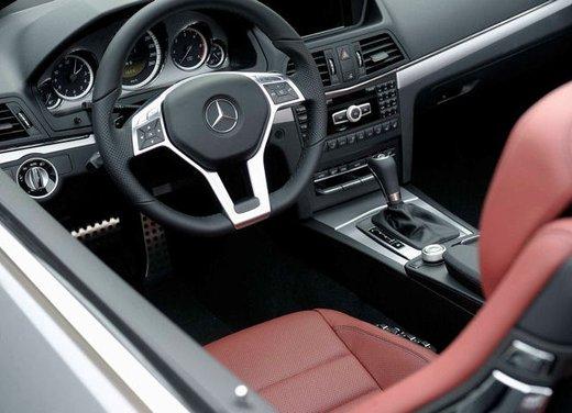 Prova su strada della Nuova Mercedes Classe E berlina, station wagon, cabrio e coupé - Foto 26 di 29