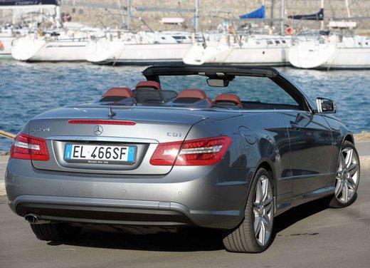 Prova su strada della Nuova Mercedes Classe E berlina, station wagon, cabrio e coupé - Foto 29 di 29