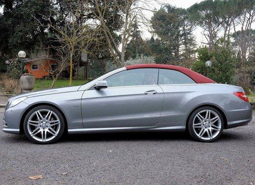 Prova su strada della Nuova Mercedes Classe E berlina, station wagon, cabrio e coupé - Foto 22 di 29