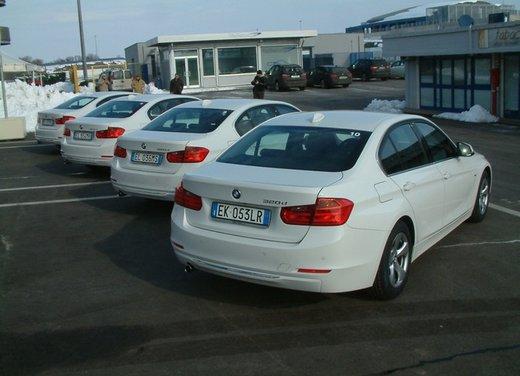 BMW Serie 3: test drive della nuova BMW 335i - Foto 7 di 21