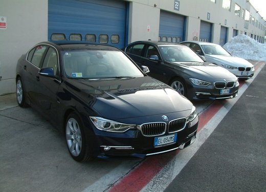 BMW Serie 3: test drive della nuova BMW 335i - Foto 2 di 21