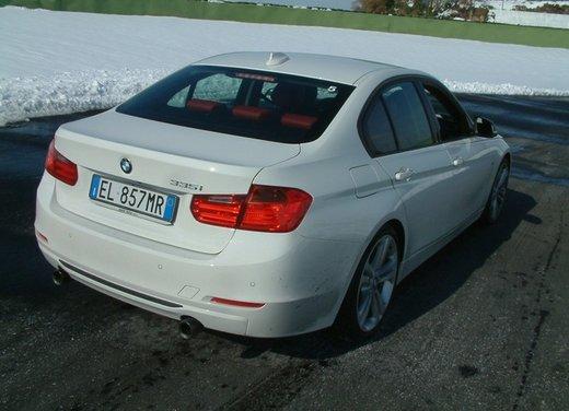 BMW Serie 3: test drive della nuova BMW 335i - Foto 9 di 21