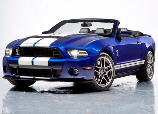 Nuova Ford Mustang Shelby GT500 - Foto 9 di 23