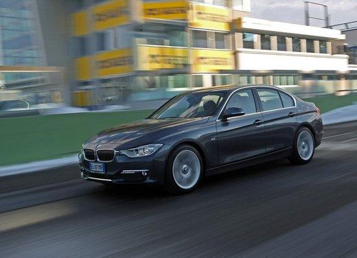 BMW Serie 3: test drive della nuova BMW 335i - Foto 4 di 21