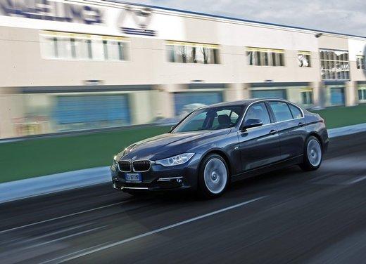 BMW Serie 3: test drive della nuova BMW 335i - Foto 20 di 21