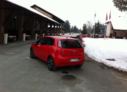 Nuova Fiat Punto: prova su strada della nuova generazione - Foto 2 di 11