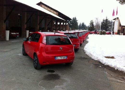 Nuova Fiat Punto: prova su strada della nuova generazione - Foto 3 di 11
