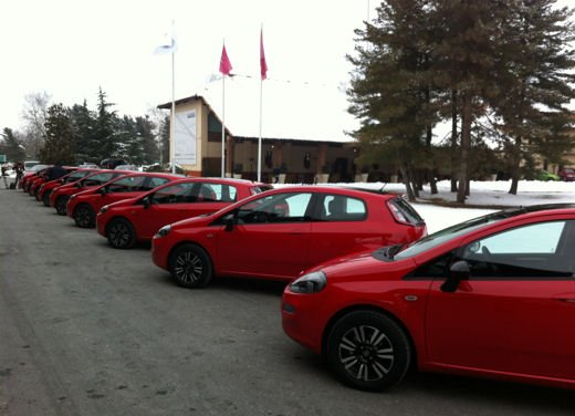 Nuova Fiat Punto: prova su strada della nuova generazione - Foto 4 di 11