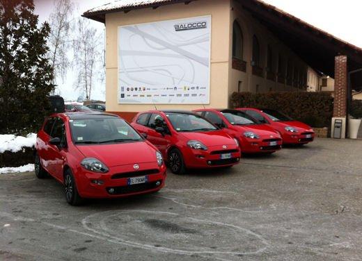 Nuova Fiat Punto: prova su strada della nuova generazione - Foto 6 di 11