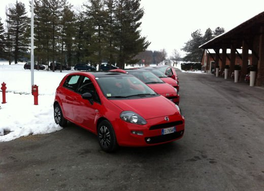 Nuova Fiat Punto: prova su strada della nuova generazione - Foto 7 di 11