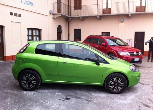 Nuova Fiat Punto: prova su strada della nuova generazione - Foto 8 di 11