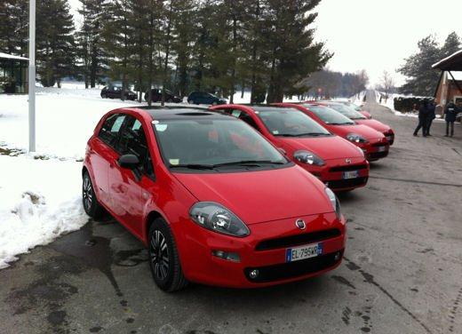 Nuova Fiat Punto: prova su strada della nuova generazione - Foto 10 di 11