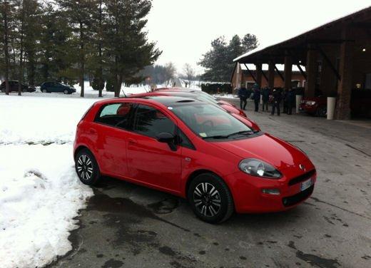 Nuova Fiat Punto: prova su strada della nuova generazione - Foto 11 di 11