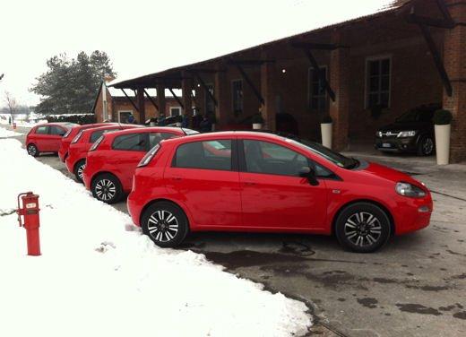Nuova Fiat Punto: prova su strada della nuova generazione - Foto 1 di 11