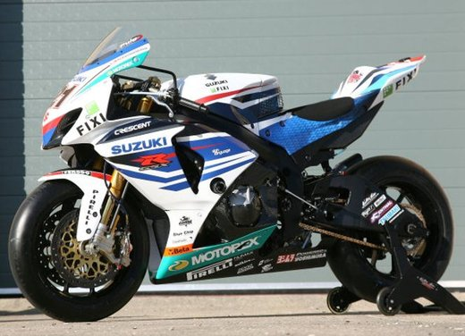 Superbike 2012 test a Phillip Island: Tom Sykes primo, Carlos Checa secondo - Foto 23 di 27